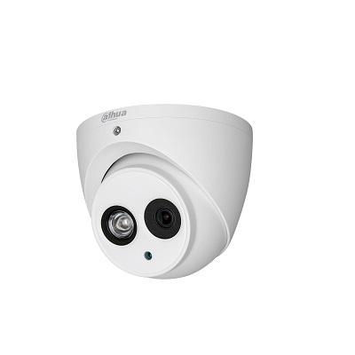 Dahua Technology HAC-HDW1400EM-POC 4MP HDCVI PoC IR Eyeball Camera