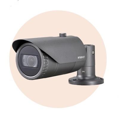 Hanwha Techwin America HCO-6080R 1080p Analog HD IR Bullet Camera