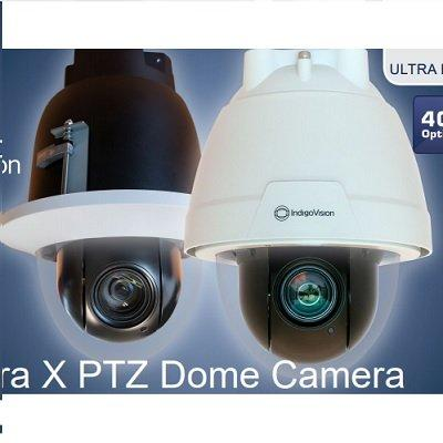 IndigoVision HD Ultra X In-Ceiling PTZ