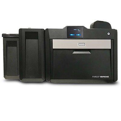 HID HDP600ii Financial Card Printer And Encoder