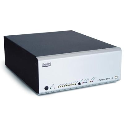 Heitel CamTel SVR 4 Digital Video Transmission System For 4 Analog Or IP Cameras