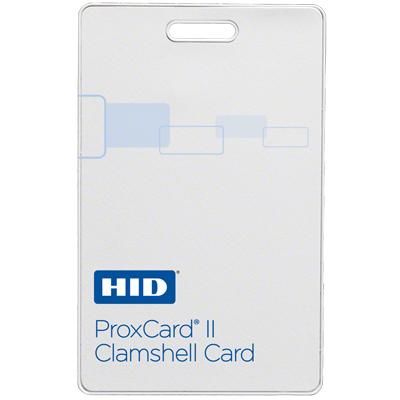 HID 1326 ProxCard II® Clamshell Card