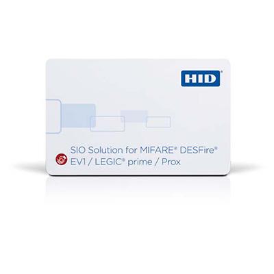 HID 252/262 iCLASS + LEGIC prime 1024 + Prox Card