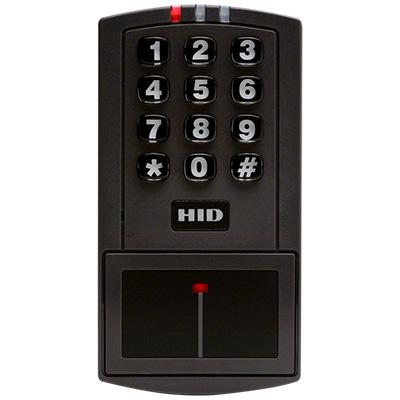 HID 4045CGCU0 Standalone Single Door Proximity Reader