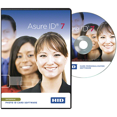 HID Asure ID Enterprise 7 Card Personalization Software