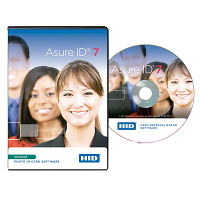 HID Asure ID Exchange 7 Card Personalization Software