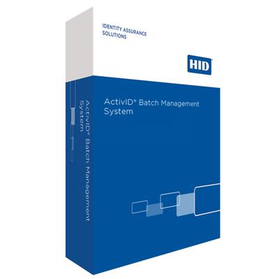 HID Batch Management System