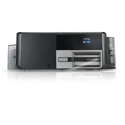 HID FARGO DTC5500LMX Direct-To-Card Printer And Laminator