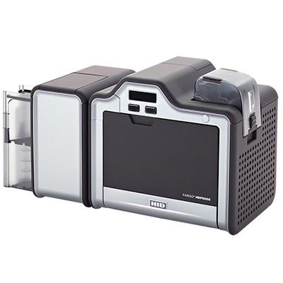 HID Fargo HDP5000 ID Card Printer And Encoder