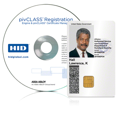 HID PivCLASS Certificate Manager Software
