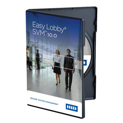 HID Satellite Secure Visitor Management Software