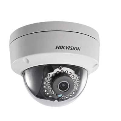 Hikvision DS-2CD2112F-I 1/3inch Colour Monochrome IR IP Dome Camera