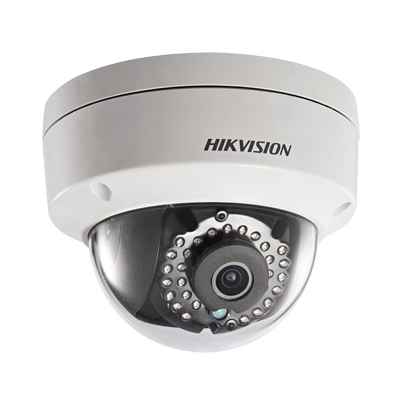 Hikvision DS-2CD2122F-I(S)(W) 1/3-inch 2 Megapixel IR Fixed Dome Network Camera