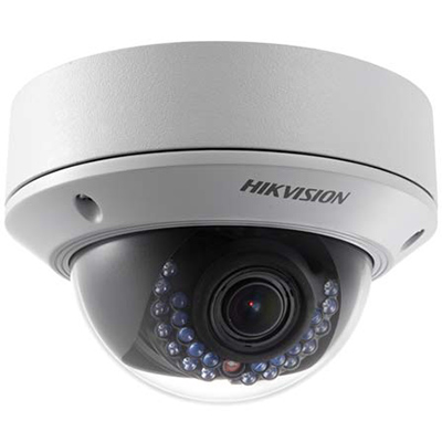 Hikvision DS-2CD2712F-I(S) 1.3MP Network IR Dome Camera