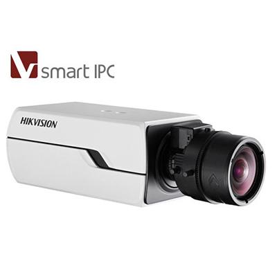 Hikvision DS-2CD4065F-AP 6 Megapixel Smart IP Box Camera