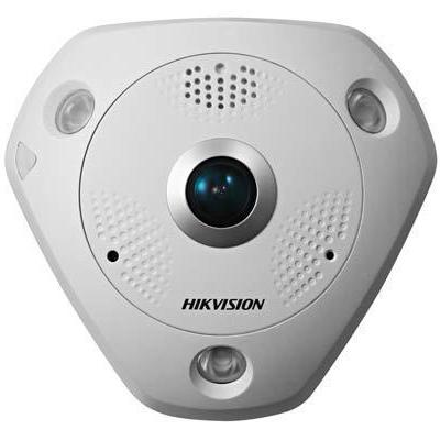 Hikvision DS-2CD63C2F-I(V)(S) 12MP Fisheye Network Camera