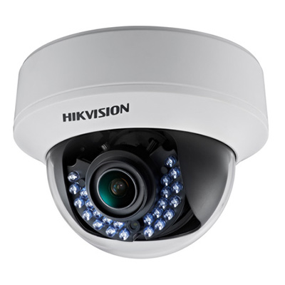 Hikvision DS-2CE56D1T-(A)IRZ HD1080P Indoor Motorized VF IR Dome Camera