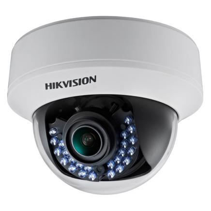 Hikvision DS-2CE56D1T-(A)VFIR HD1080P Indoor Vari-Focal IR Dome Camera