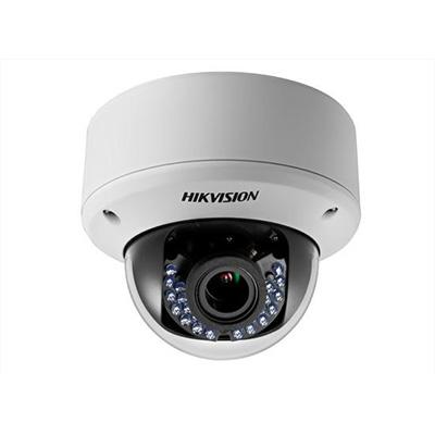 Hikvision DS-2CE56D1T-(A)VPIR3Z HD1080P Motorized Vari-focal Vandal Proof IR Dome Camera
