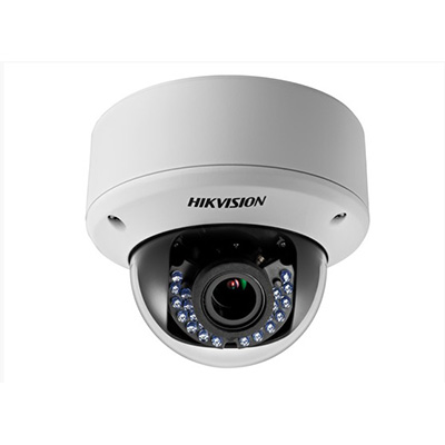 Hikvision DS-2CE56D5T-(A)VPIR3ZH HD1080P WDR Motorized VF Vandal Proof IR Dome Camera