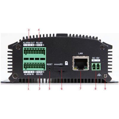 Hikvision DS-6704HFI/HWI(-SATA) 4-channel Video Encoder