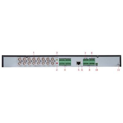 Hikvision DS-6716HFI/HWI(-SATA) 16-channel Video Encoder