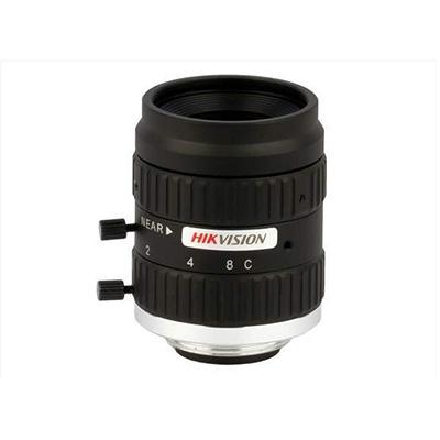 Hikvision MF1614M-5MP Fixed Focal Manual Iris 5MP Lens