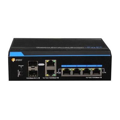 eneo IAM-5SE1004MUC Gigabit Switch, Unmanaged