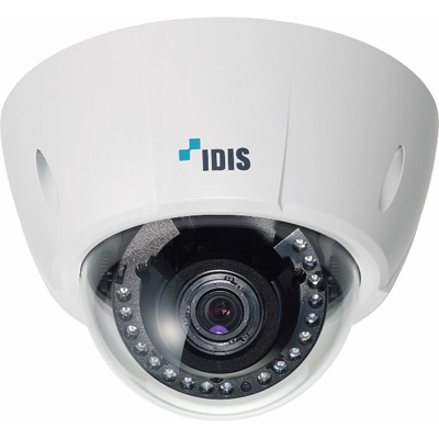 IDIS DC-D1123VR True Day/night HD Indoor Network Dome Camera