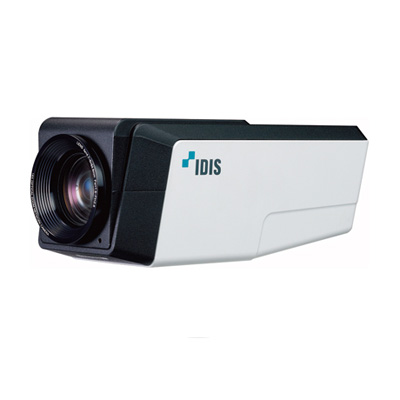 IDIS DC-Z1263 DirectIP Full HD Zoom Camera