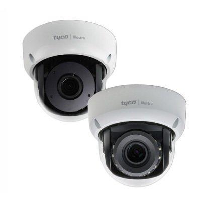 Illustra IFS03D1OCWITA Flex 3MP Mini-dome Outdoor Camera