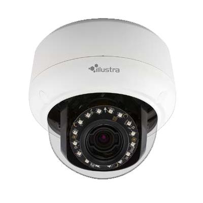 Illustra IPS03D2OCWIT 3MP HD Outdoor IR IP Mini-Dome Camera