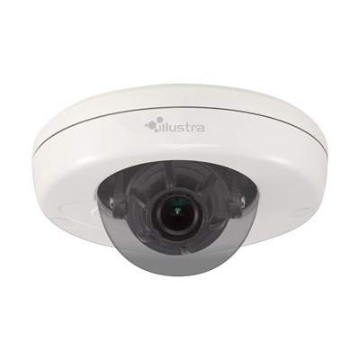 Illustra Edge Cameras With Onboard exacqVision Recording Software Delivers A Complete IP Solution