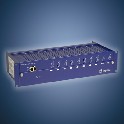 IndigoVision 9000E-769916 20 Channel Encoder