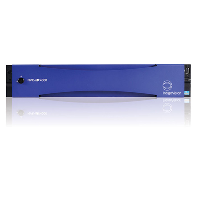 IndigoVision Compact NVR-AS 4000 Network Video Recorder