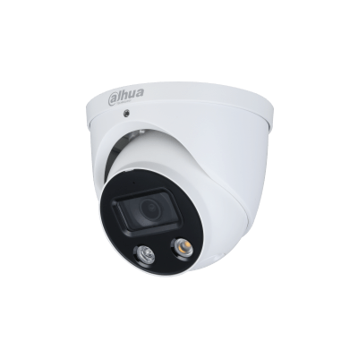 Dahua Technology IPC-HDW3249H-AS-PV 2MP Full-color Active Deterrence Fixed-focal Eyeball WizSense Network Camera