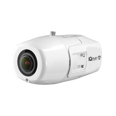 Vicon IQB93NI-A6 TDN HD 3.1MP IP Camera