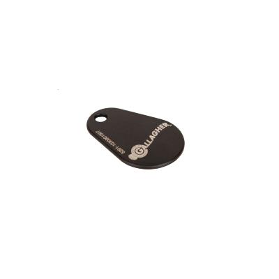 Gallagher 125 KHz Keyfob Epoxy (Black)