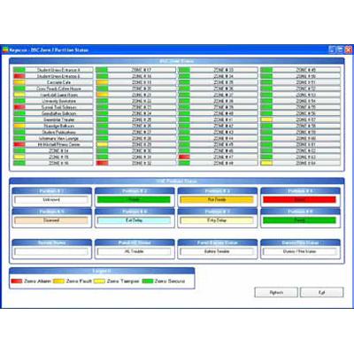 Keyscan K-DSC DSC Intrusion Panel Integration Module