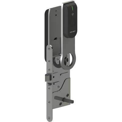 ASSA ABLOY - Aperio™ L100 SCAND Electronic Lock with RFID-Reader Plate