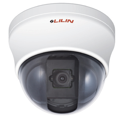 LILIN CMD152P3.6 1/3-inch Color Dome Camera With 540 TVL Resolution