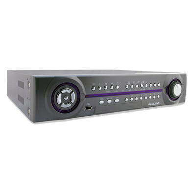 LILIN DVR-516D-2TB H.264 Real Time Full D1 DVR
