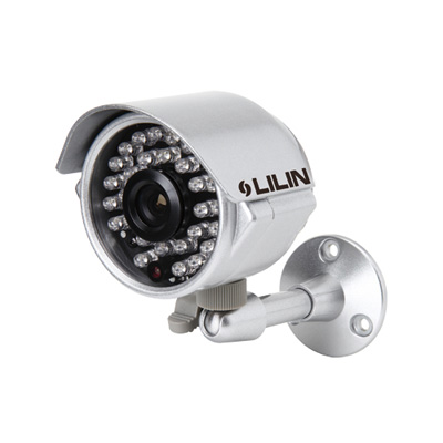 LILIN ES-920N6 1/3 CCD Infrared Camera With IP68 Rating