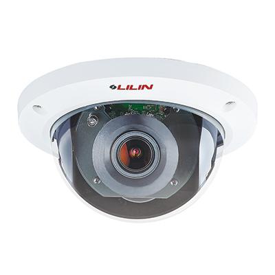 LILIN cFull HD 2 Megapixel Day/night Dome IP Camera