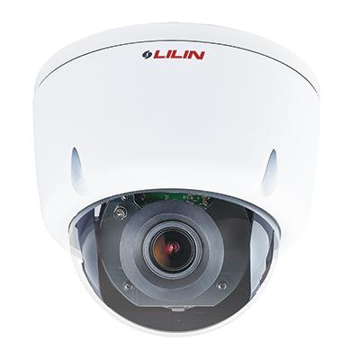 LILIN IPD6122X Full HD 2 Megapixel Proof Resistant Dome IP Camera