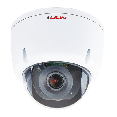 LILIN IPD6132X Day And Night 3MP HD Vandal Resistant Dome IP Camera