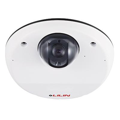 LILIN IPD6220 Full HD 2 Megapixel Vandal Proof Dome IP Camera