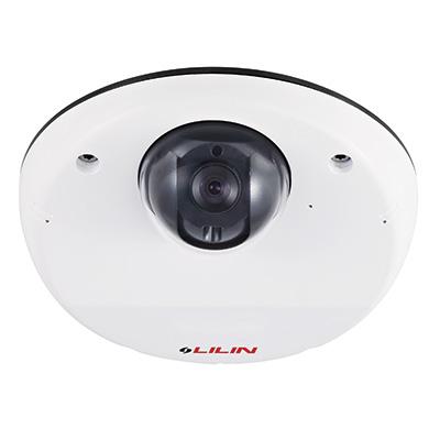 LILIN IPD6222 Full HD 2 Megapixel Vandal Proof Dome IP Camera