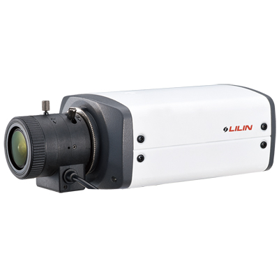 LILIN IPG1022-IVS 1/3-inch Color / Monochrome 1080P HD IP Camera