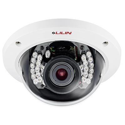 LILIN IPR2322X full HD 2 megapixel vari-focal dome IR IP camera